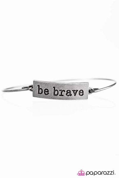 Be Brave - Silver