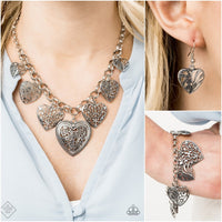Love Lockets / Completely Devoted - Silver