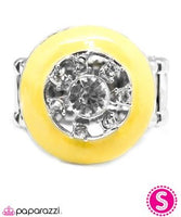 A Sparkling Sensation - Yellow