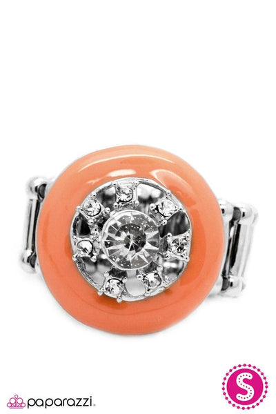 A Sparkling Sensation - Orange