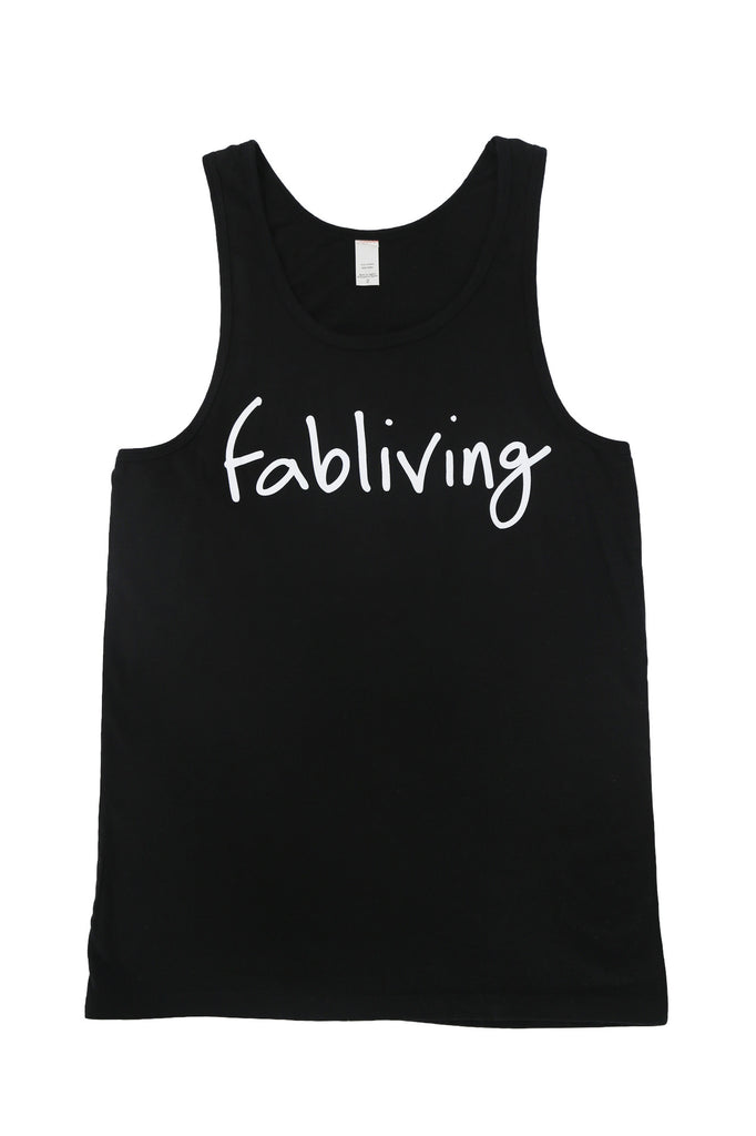 FP fabliving cotton tank (black/white)