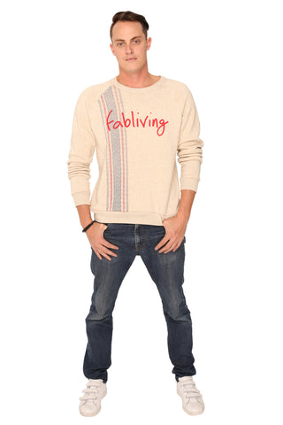 fabliving crew (eco stone/red)