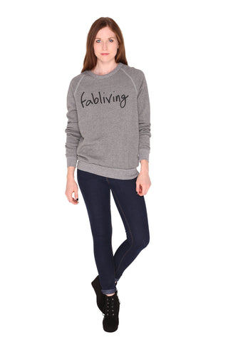 fabliving crew (eco grey/black)