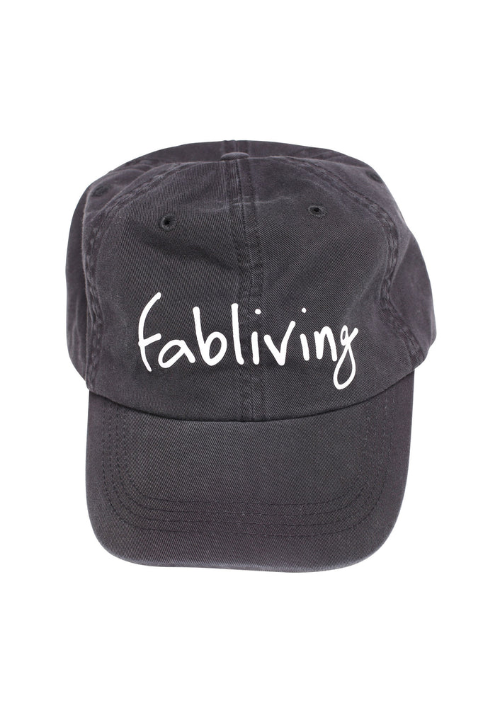 FP fabliving twill cap (black)
