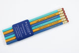 Summer Fun Pencils Mixed Pack - Set of 6