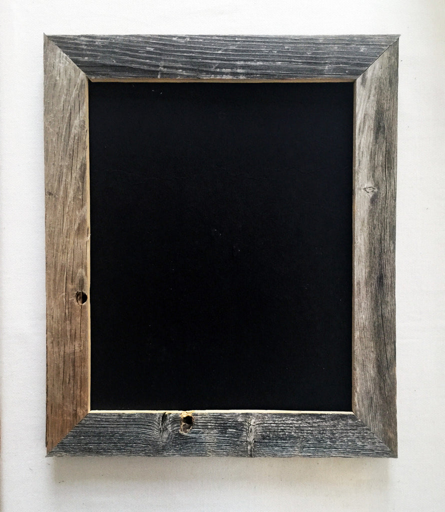 Reclaimed Barn Wood 8 x 10 Frame