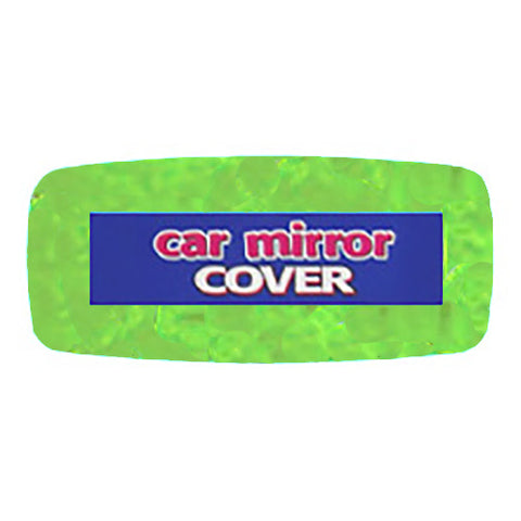 Fuzzy Rear View Mirror Covers
