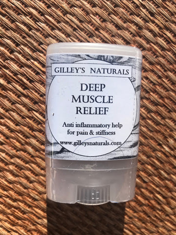 Deep Muscle Relief Product Line
