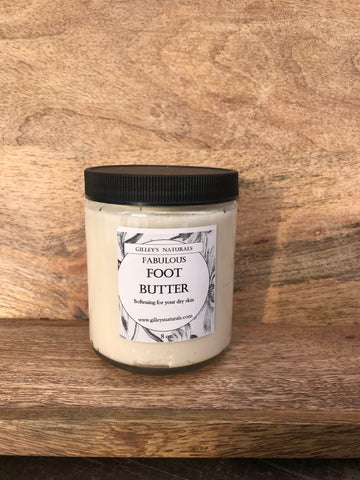 Fabulous Foot Butter