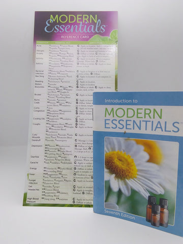 Modern Essentials Reference Book OR Reference Card