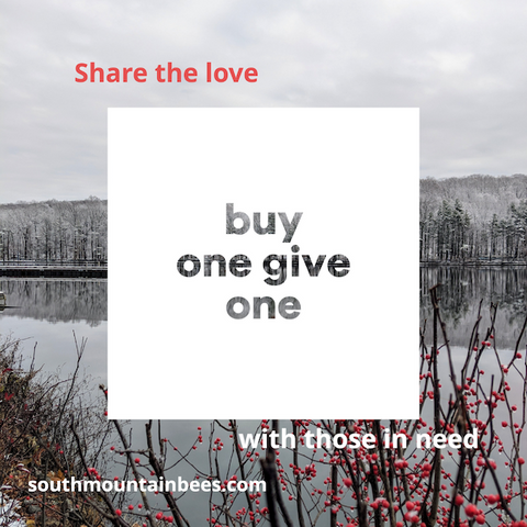 Buy One Give One image for Charitable Campaign