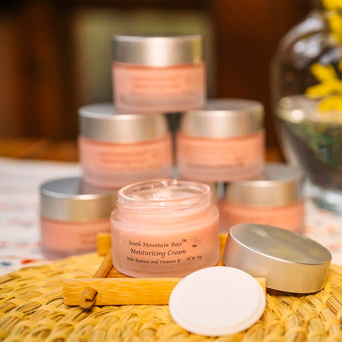 Moisturizing Vitamin E and Shea Butter Cream
