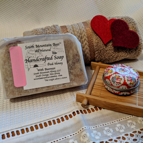 Valentine's Day 3 Piece Gift Set