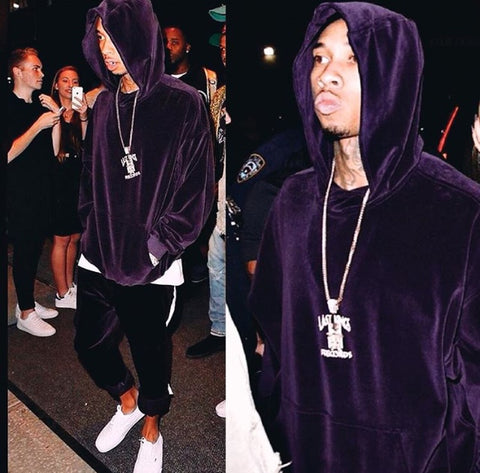 Tyga in Haider Ackermann