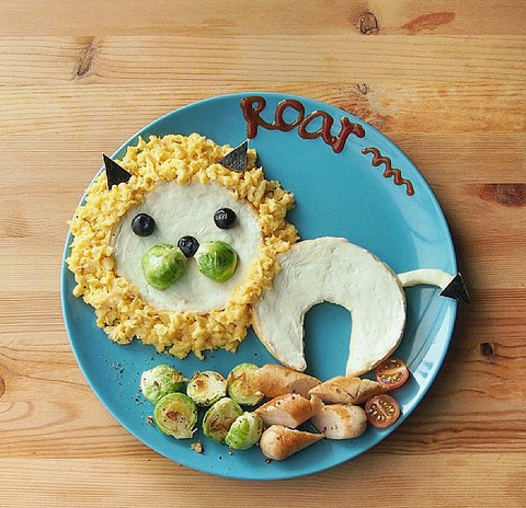 Creative Turkey Dinner for a Kids Thanksgiving