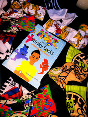 """Amir and The Stinky Socks"" Print Book"