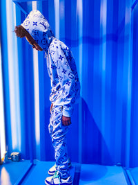 """Bluey Vuitton"" Joggers"