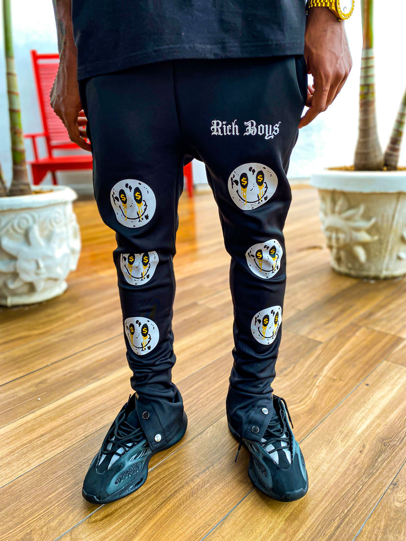 """Laugh to the Bank"" Joggers"