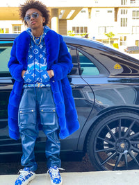 """Royal Plush"" Fur Coat"
