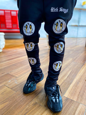 "Pantalon de jogging ""Laugh to the Bank"""