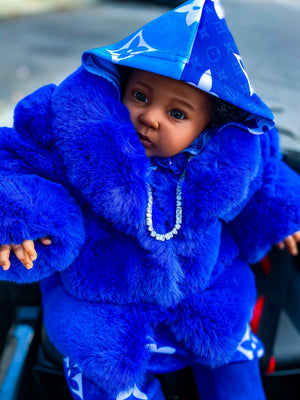 """Royal Plush"" Baby Fur"