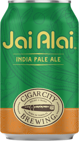 Cigar City Jai-Alai IPA 12oz Can