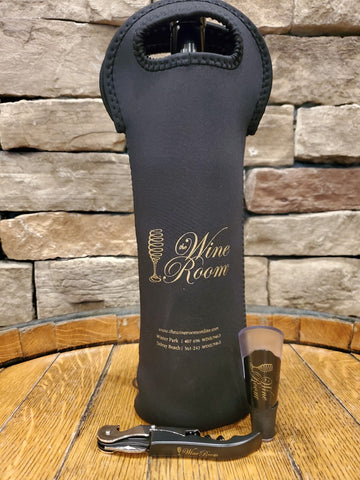 Wine Room Tote Set