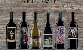 """Big Orin Swift Event"" Coming to The Wine Room - Thur. April 4th at 6:30pm"