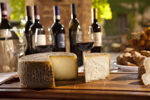 "3rd Annual ""Italian Wine & Cheese"" Festival - Sunday, June 24, 2018 from 1pm - 4pm"