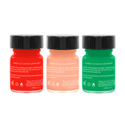 Fun Party Pack - 3 Edible Ingredient Nail Polish Colors