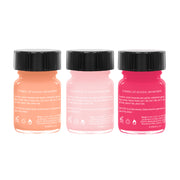 Summer Party Pack - 3 Edible Ingredient Nail Polish Colors