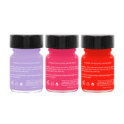 Popular Party Pack - 3 Edible Ingredient Nail Polish Colors