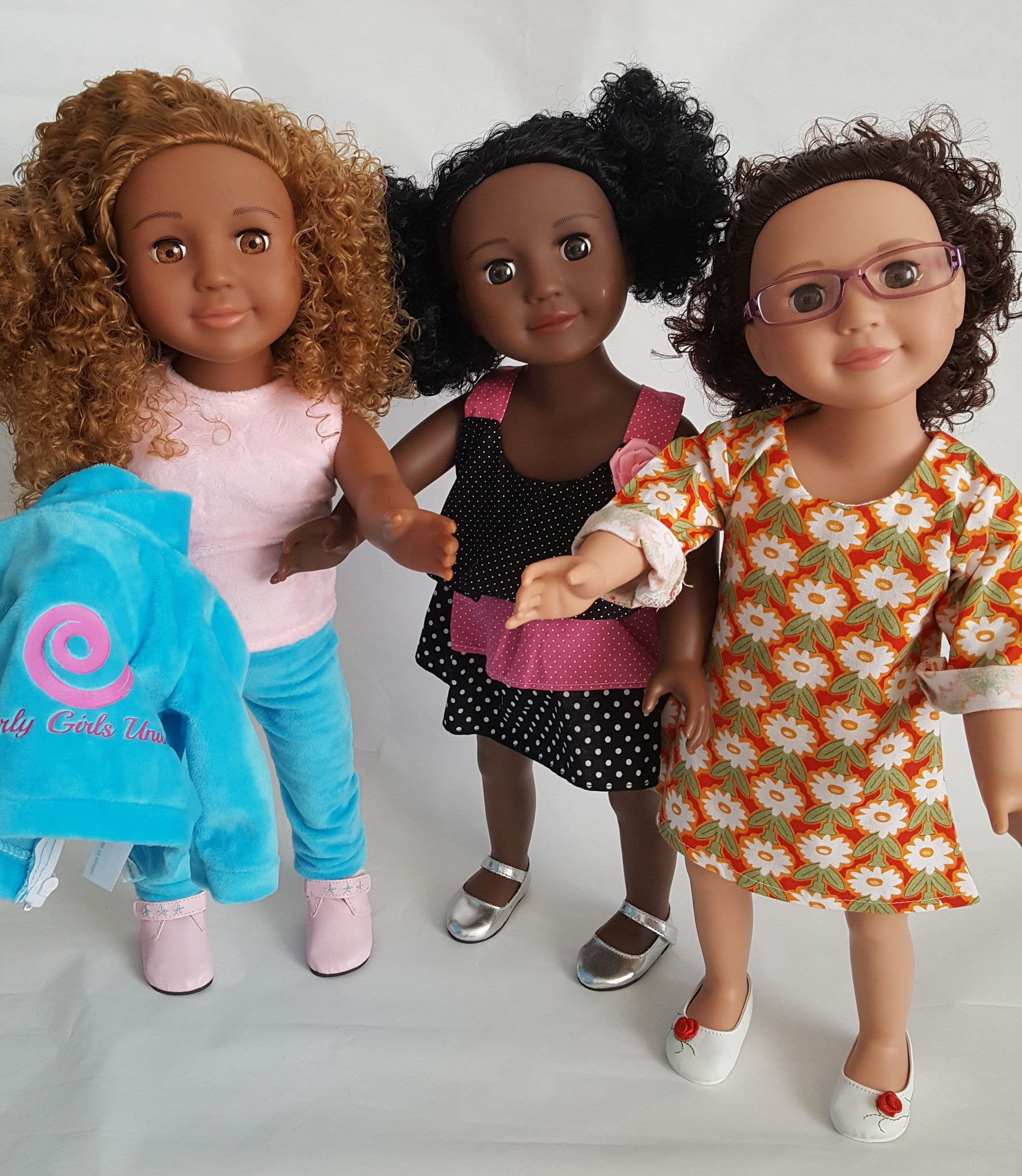 Pleasing Curly Girls United Dolls African American Doll Natural Hair Doll Hairstyles For Women Draintrainus