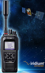 Icom Iridium Connected Go Kit Fly Away Kit