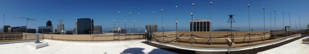 Multiple Beam Iridium RST740 Active Antennas