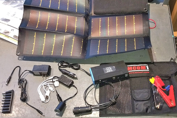 iridium solar charger