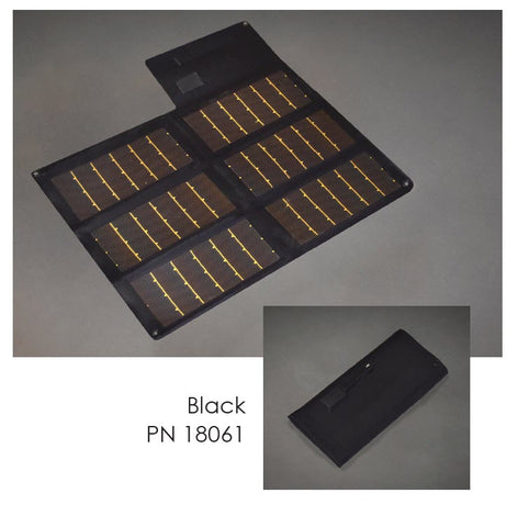 P3 Solar 20W Foldable Solar Charger for Iridium Satellite Phones 18061