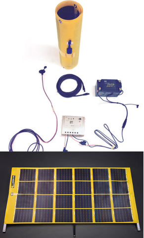 200W Rollable Solar Charging Kit P3 Solar 21183