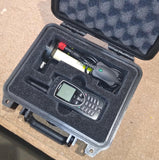 Pelican hard case for Iridium 9575 satphone