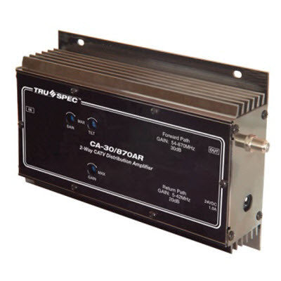 Tru Spec CA-30/870AR Distribution Amplifier