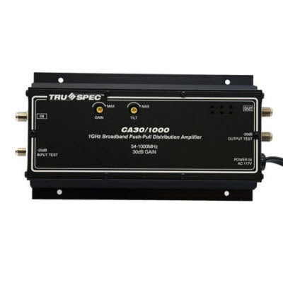 Cable Amplifier Tru Spec CA-30/1000