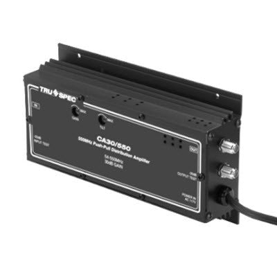 Tru Spec CA-30/550 Cable TV Amplifier