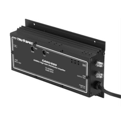 Tru Spec CA-50/550 Distribution Amplifier