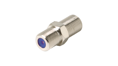 High performance F81 Female Barrel Splice Connector 3GHZ CF-81-HP