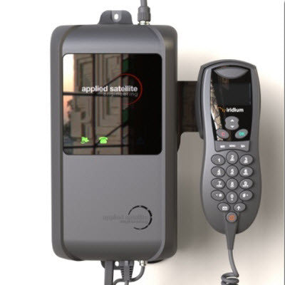 ASE-MC08-H Comcenter II with Iridium Intelligent Handset