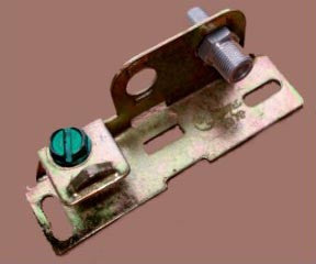 Ase Test Prep >> Single grounding block for CATV coax cable GB81 – MJ Sales ...