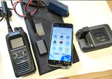 Icom IC-SAT100 Iridium Fly Away Kit MCOM1 i
