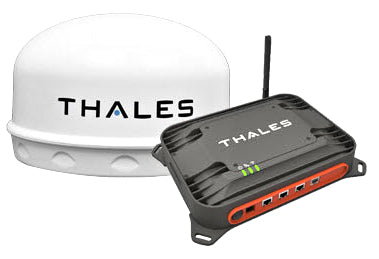 VesseLINK 350 by Thales Iridium Satellite Communications