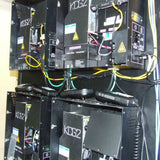 MSAT-G2 Fixed site system. Four KCG2 enclosures with MSAT_G2 units