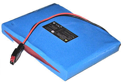9Ah 12v LifeP04 Li Ion Battery ultra flat